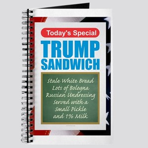 Trump Sandwich Journal