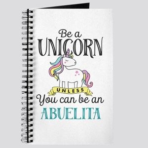 Unicorn ABUELITA Journal