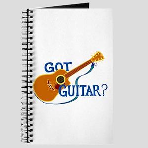 Got Guitar? Journal