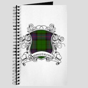 Armstrong Tartan Shield Journal
