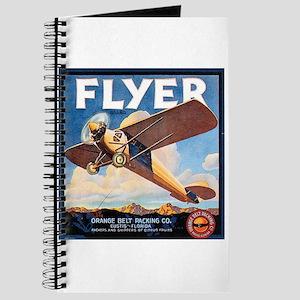 The Orange Ad Plane Journal