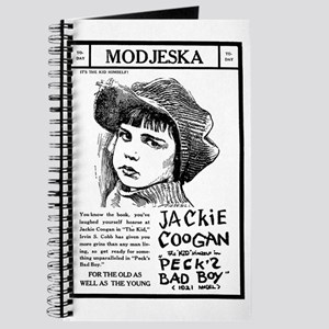 Jackie Coogan Peck's Bad Boy Journal