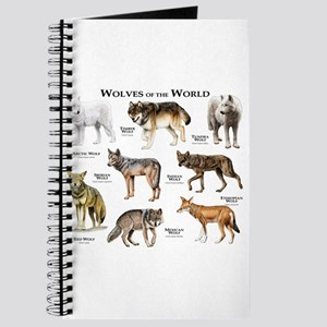 Wolves of the World Journal