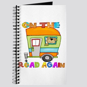 On the road again Journal