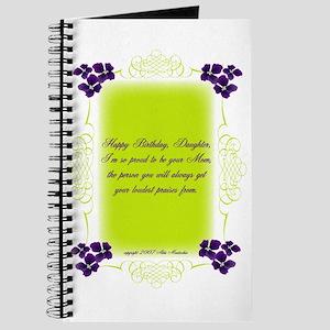 Daughter Journal