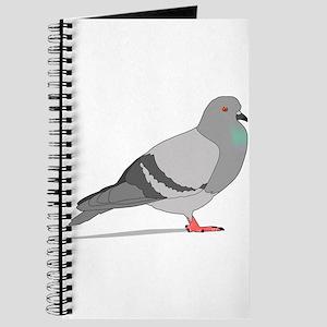 Cartoon Pigeon Journal