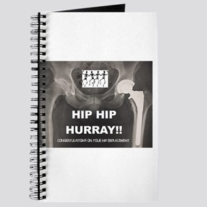 Hip Hip Hurray on your Hip Replacement Journal