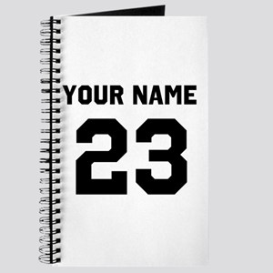 Customize sports jersey number Journal
