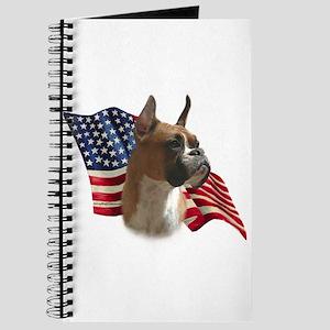 Boxer Flag Journal