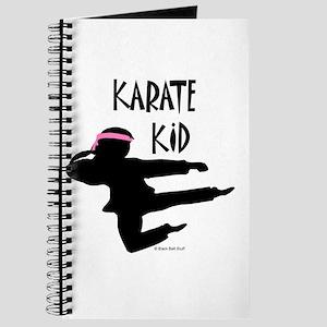 Karate Kid (Girl) Journal