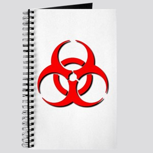 Biohazard Symbol Journal