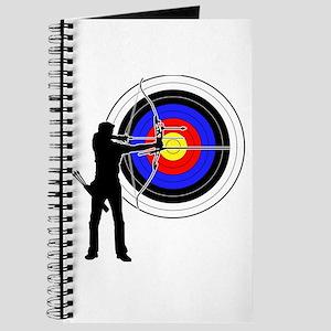 archery man Journal