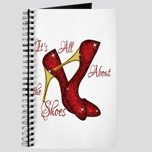 Red Ruby Slippers Journal