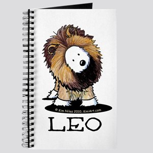 LEO Lion Westie Journal