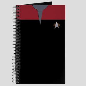 VOY Red Uniform Journal