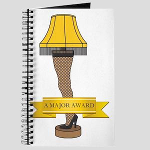 A Major Award Ribbon Journal