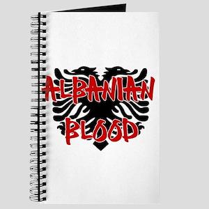 Albanian Blood Journal