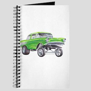 57 Green Gasser  Journal
