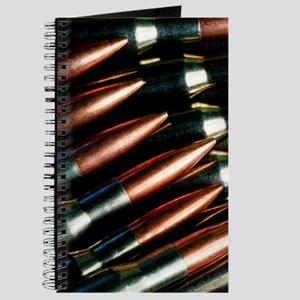 Rifle Bullets Journal