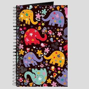 Colorful Elephants Journal
