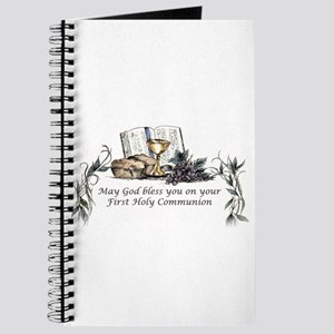 1st Communion Journal