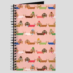 Delightful Dachshunds Journal