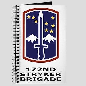 172nd Stryker Brigade<BR> Journal
