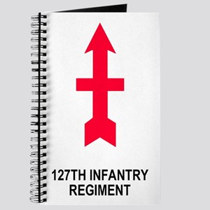 127th Infantry <BR>Journal 2