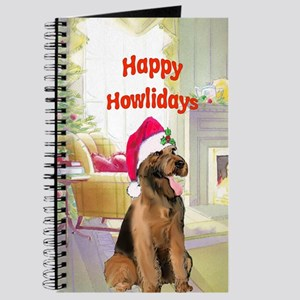 2-airedale card Journal
