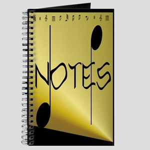 Music and Songwriting Journal