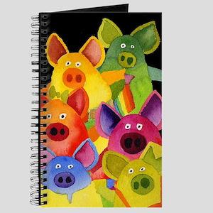 Fun Pigs Journal