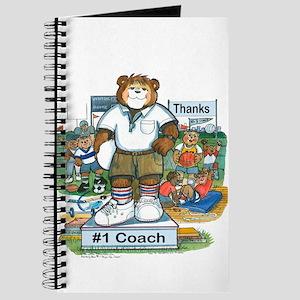 Male Coach Elementary - Journal