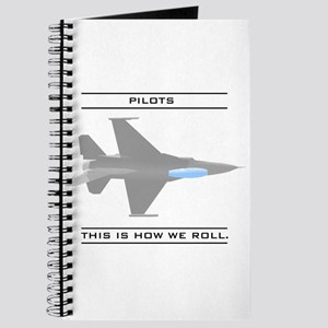 Pilots: How We Roll Journal