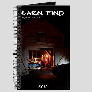 barn-find vertical calendar cafepress cove Journal
