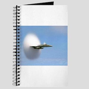 F/A 18 Sonic Boom Journal