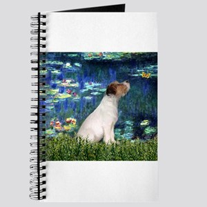 Jack Russell & Lilies Journal