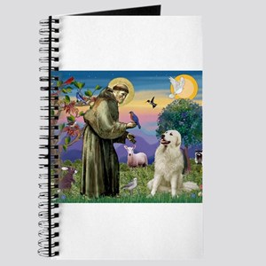 St Francis / Great Pyrenees Journal