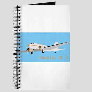 DC 3 Douglas Journal