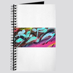 Hyper Abstract painting Journal