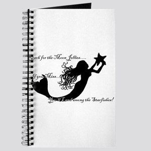 Reach for The Moon... Journal