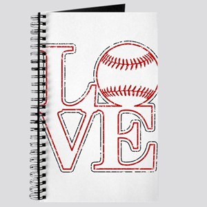 Love Baseball Classic Journal