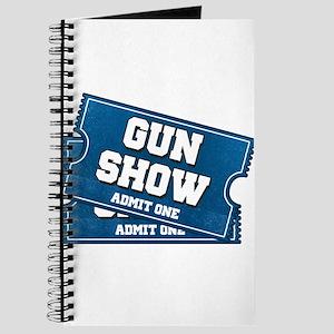 Gun Show Tickets Journal