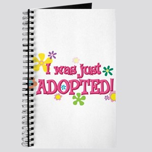 JUSTADOPTED44 Journal