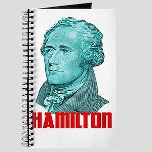 Alexander Hamilton in Green Journal