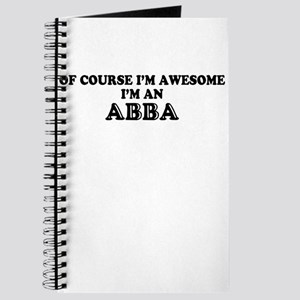 Of course I'm Awesome, Im ABBA Journal