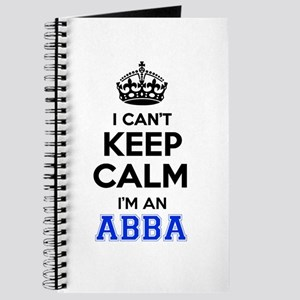 I cant keep calm Im ABBA Journal