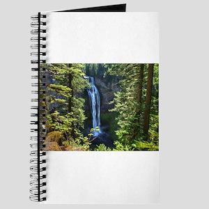 Salt Creek Falls Journal