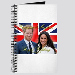 HRH Prince Harry and Meghan Markle Journal