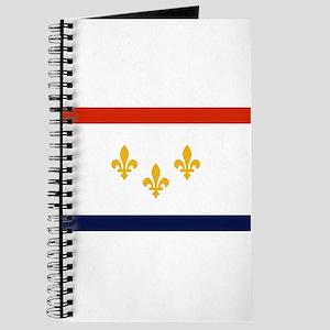 New Orleans Flag Journal