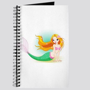 Beautiful Mermaid Journal